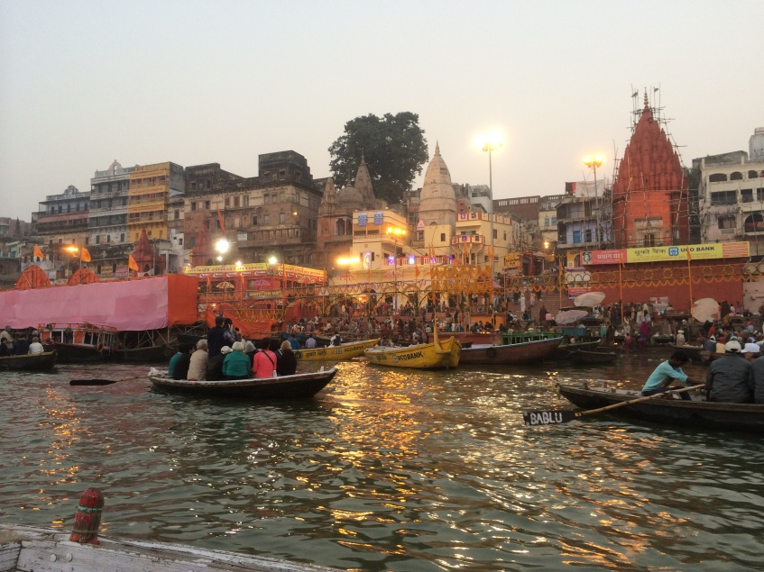 13 (Ganges River at Varanasi)