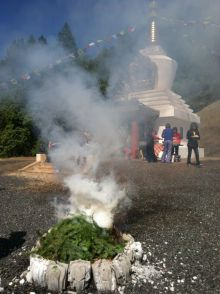 Fire_Puja_at_Stupa