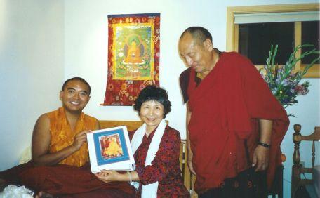 LamaSotoandDorjePalmowithMingyurRinpoche