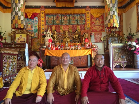 Buddha Hall