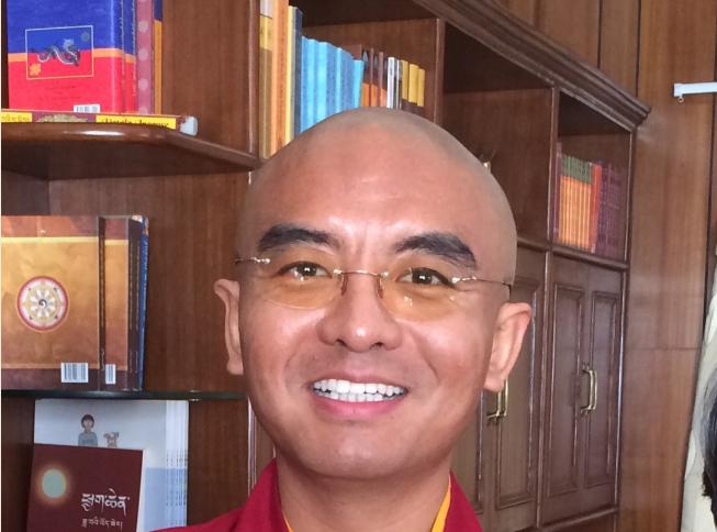 Mingyur Rinpoche 1