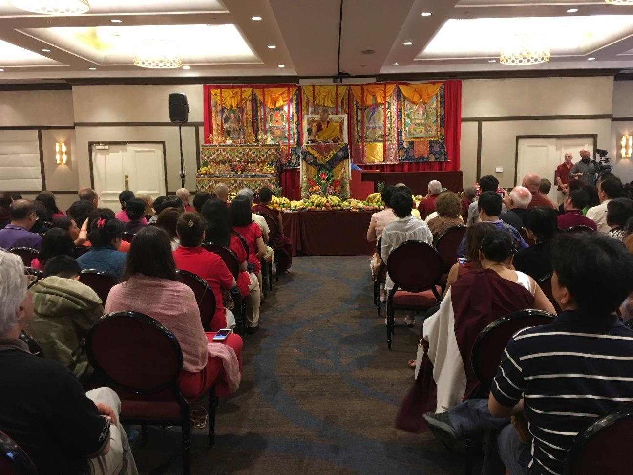 Guru Rinpoche Empowerment