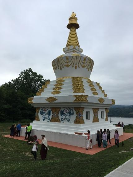 Stupa at KTC