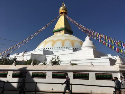 Boudha-stupa