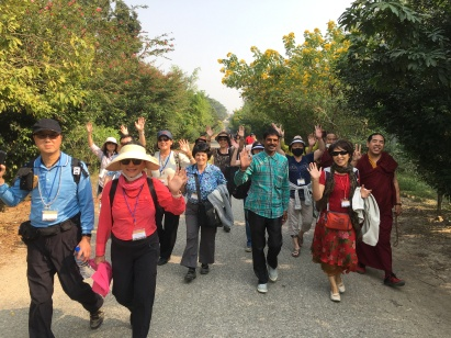 2 Arriving at Maya Devi Temple