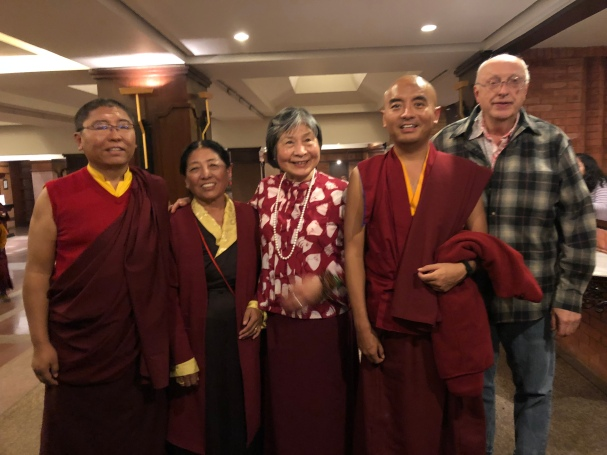 34 Rinpoche Family with Dorje Palmo