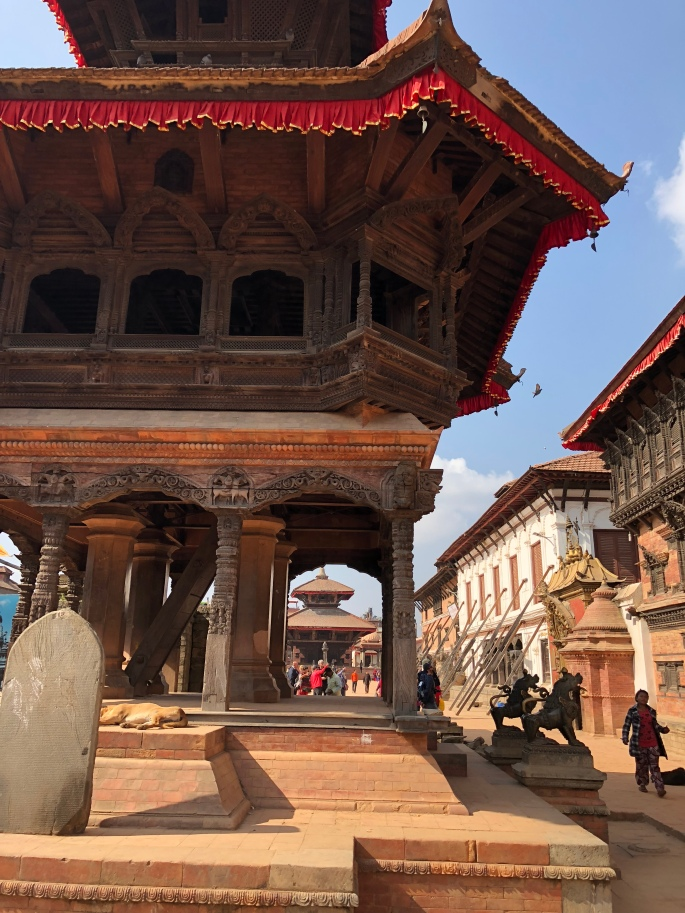 36 Palace Grounds at Bhaktapur