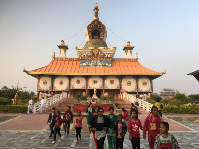 5 Chinese Monastery at Lumbini