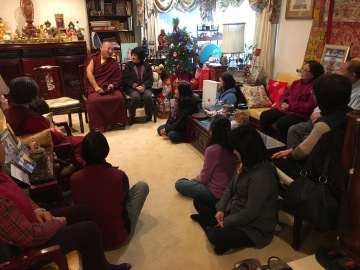 5 - Khenpo Teaching on Amitabha Buddha